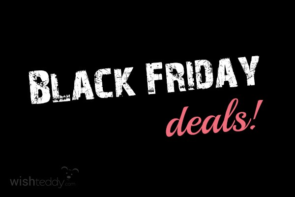 Wishing you black friday deals!