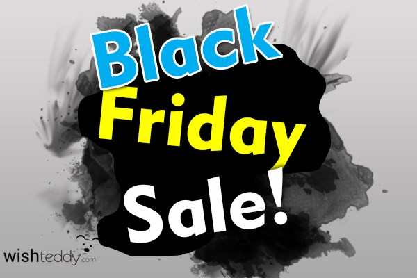 Wishing you black friday sale!