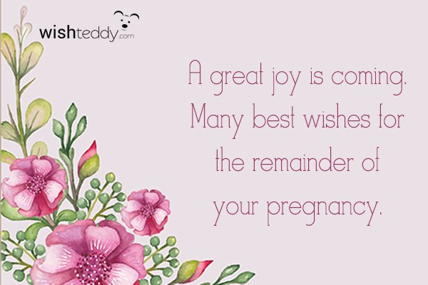 Baby Shower Wishes Page 3