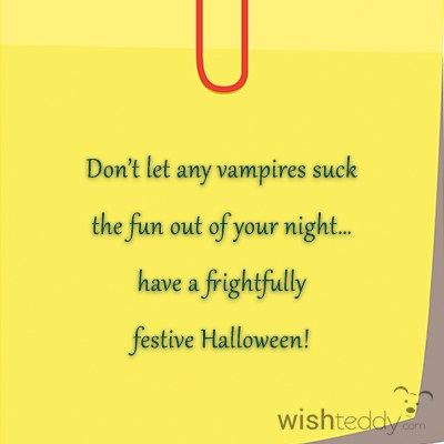 Don't let any vampires suck the fun out of your night